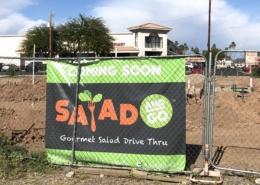Salad & Go | Coming Soon | 19th Ave & Northern - Phoenix, AZ | Vestis Group